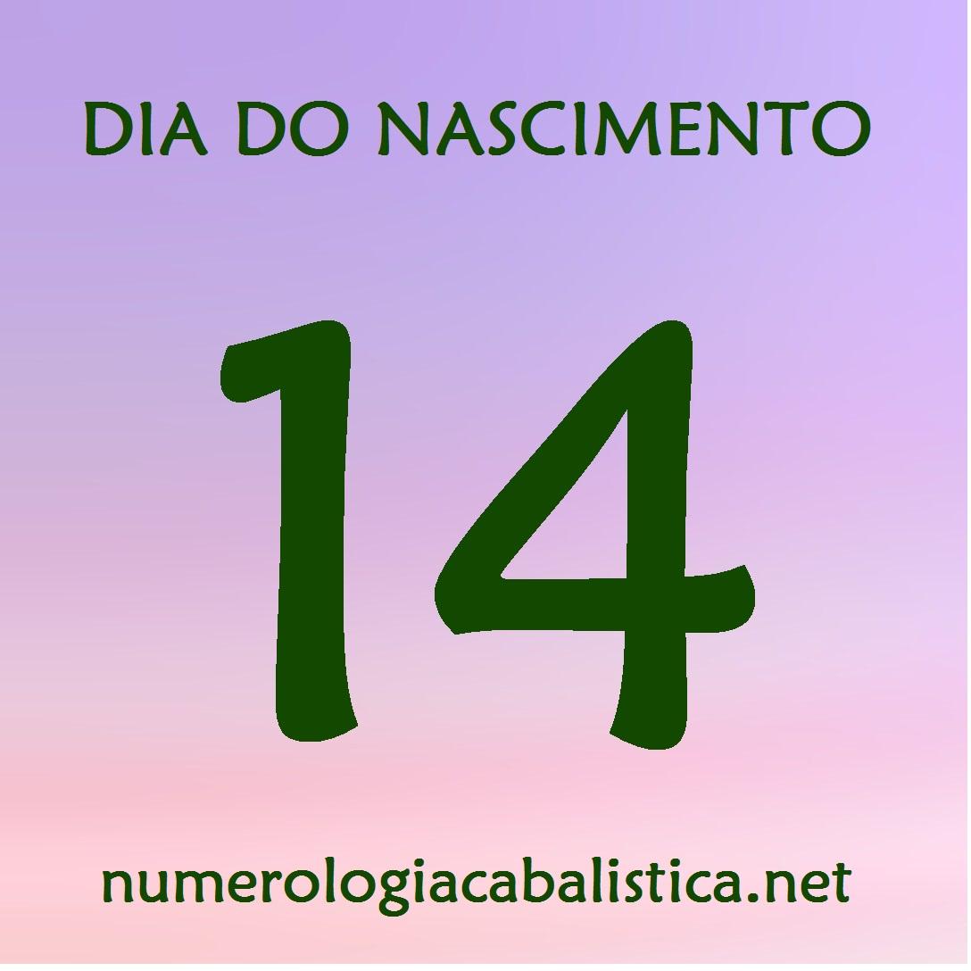 Dia do nascimento 14 – COMPREENSÃO