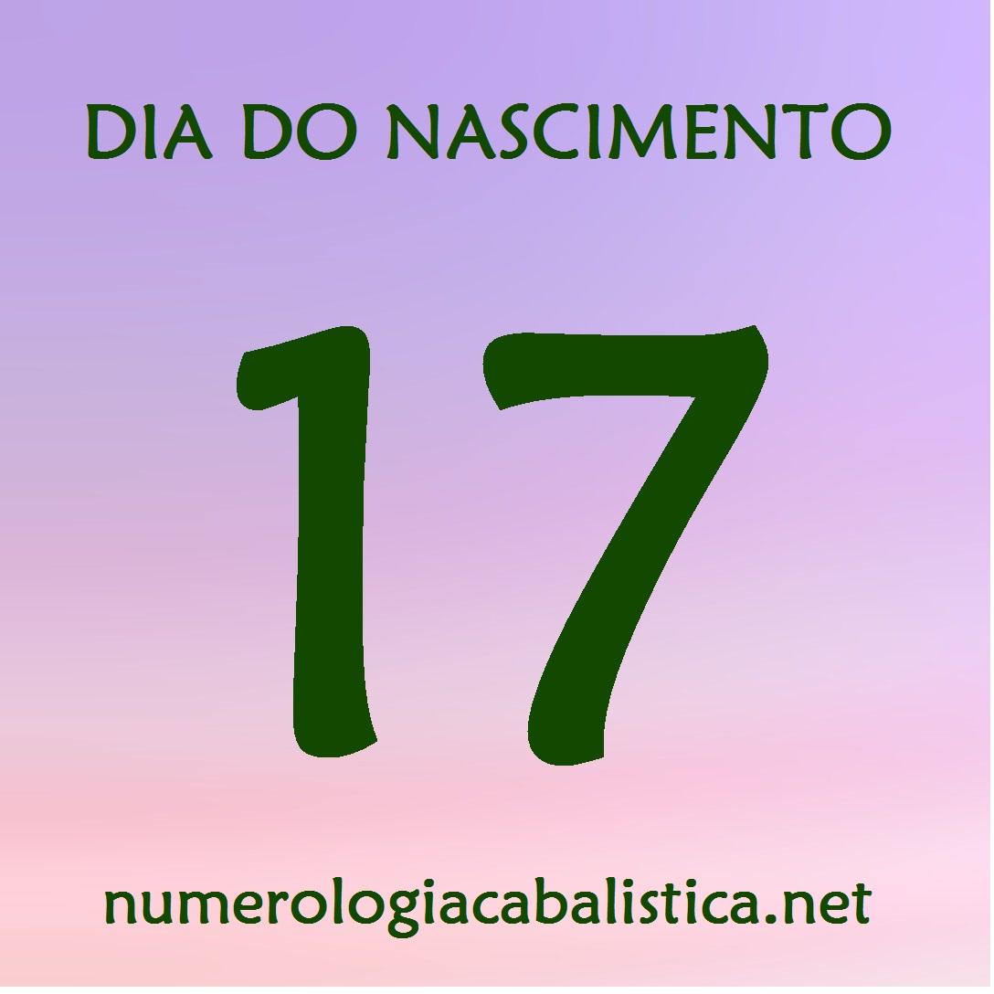 Dia do nascimento 17 – PERSPICÁCIA