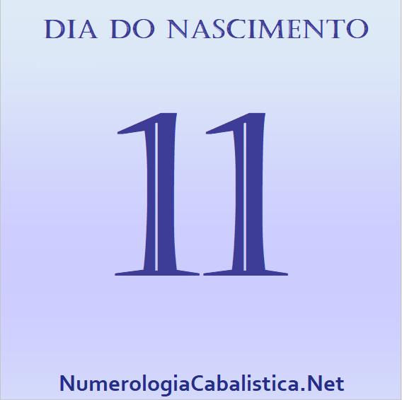 Dia do nascimento 11 – HARMONIA