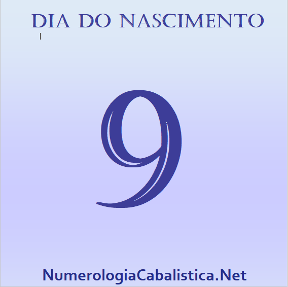 Dia do nascimento 9 – HUMANISMO